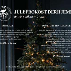 Bistro Julefrokost (lille) – Takeaway