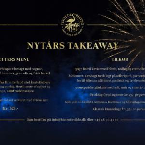 Bistro: Nytårs Takeaway