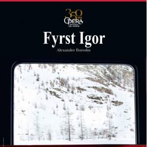 FYRST IGOR af Alexander Borodin.