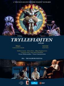 TRYLLEFLØJTEN af Wolfgang Amadeus Mozart
